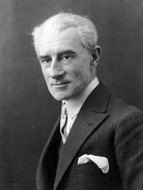Maurice Ravel (1875-1937), 1925 (Licence: PD)