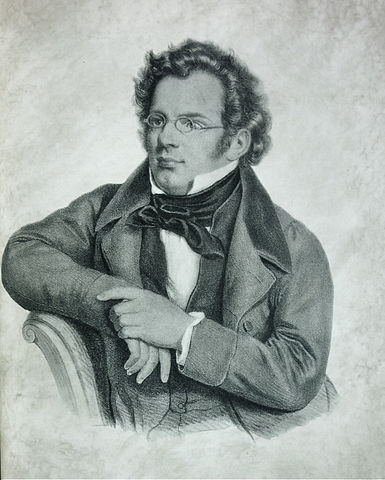 Franz Schubert<br />(Source: Wikimedia.org, Licence: PD)