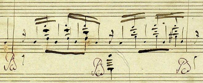Autograph, Takt 59