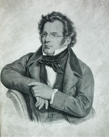 Franz Schubert (Quelle: Wikimedia.org, Lizenz: PD)