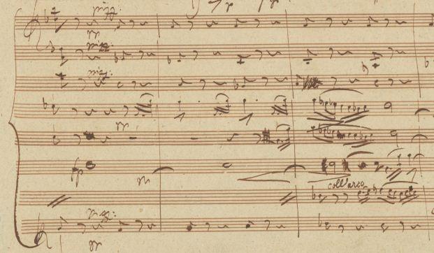 """Abb 3: Schubert, """"Oktett"""" D 803, 1. Satz, T. 15–17."""