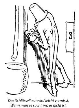 """Abb. 1: aus: Wilhelm Busch, """"Eine kalte Geschichte"""" (1878)"""
