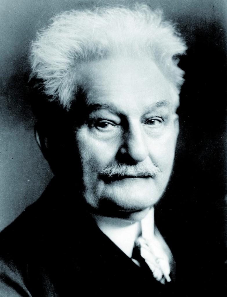 Portrait Janacek