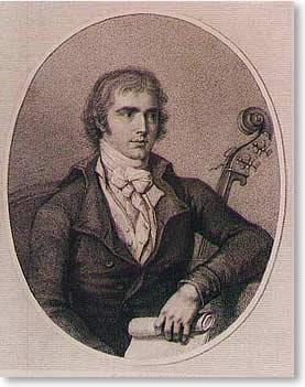 Domenico Dragonetti (1763–1846), Source: Wikimedia.org, Licence: PD