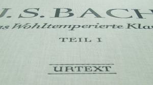 leinen cover Urtext