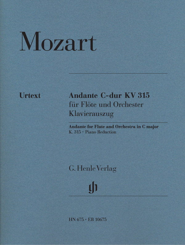 G. Henle Publishers | Classical Music in Urtext Editions | Wolfgang ...
