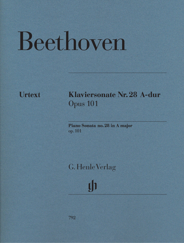 Beethoven - Sonata No.28 in A major, Op.101 2007
