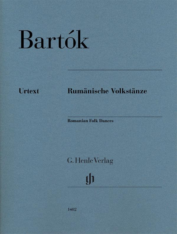 Imslp Bartok Romanian Dances