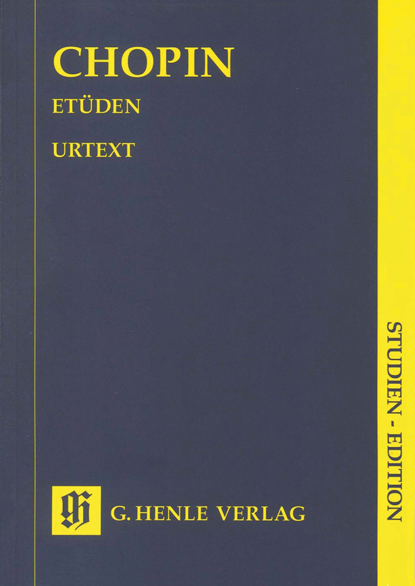 G. Henle Publishers | Classical Music in Urtext Editions ...