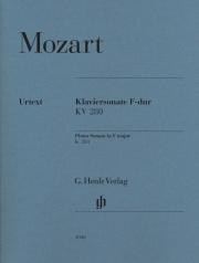 Mozart: Violin Sonatas Piano Acco Henle Urtext Edition Volume 1 W.A Violin