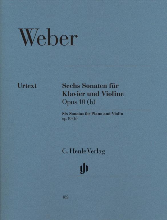 Musical Instruments & Gear Henle Original Edition Bach 6 Sonatas For Piano And Violin 1-3 Violins
