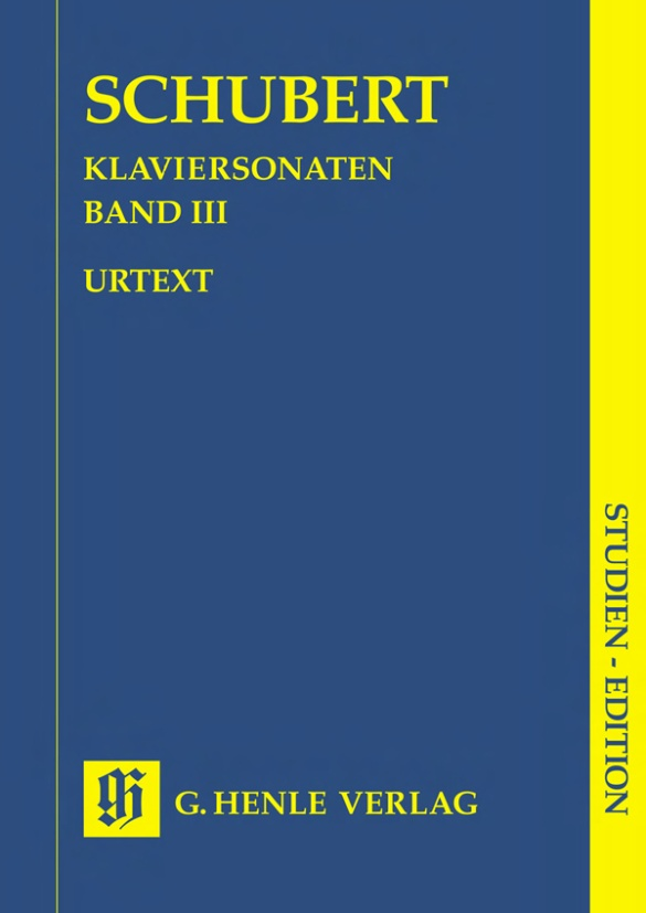 Piano Sheet Music Ins Henle Urtext Edition Beethoven: Piano Sonatas Volume 1