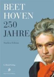 "Beethoven-Flyer ""Studien-Edition"""