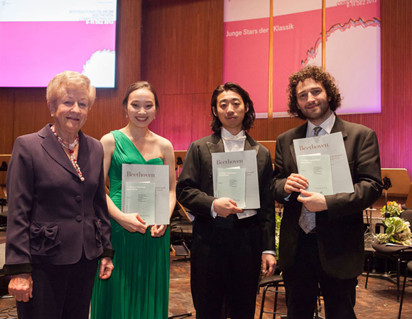 Beethoven Competition Bonn 2013