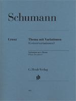 Robert Schuhmann - Thema mit Variantionen